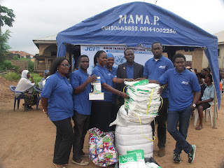JCI premier and Nigerian medical Association jointly Kicks out Malaria in Ibadan