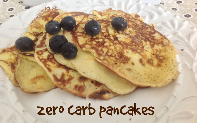 Passover gluten free pancakes at http://realfoodblogger.com