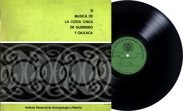 INAH 21 - MÚSICA DE LA COSTA CHICA DE GUERRERO Y OAXACA