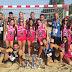 Beach: Πρωταθλητές Κύκλωπες και ΑΟΑ Καστοριάς σε άνδρες και γυναίκες