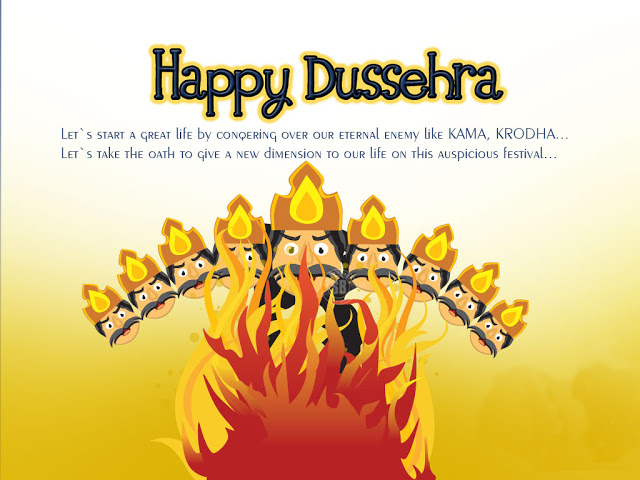 Dussehra Ravan burning Pictures