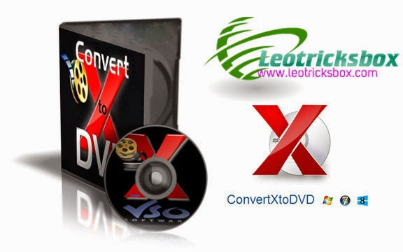 PC Software : ConvertXtoDVD + Patch