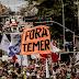 Brasil, en huelga general