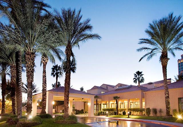 Dicas de Las Vegas: Marriott Hotel