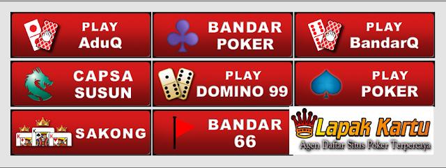 bandar judi poker terpercaya