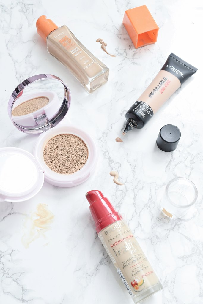 best and worst, summer foundation, drugstore