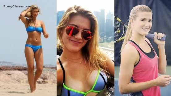 Genie Bouchard Hot Photo