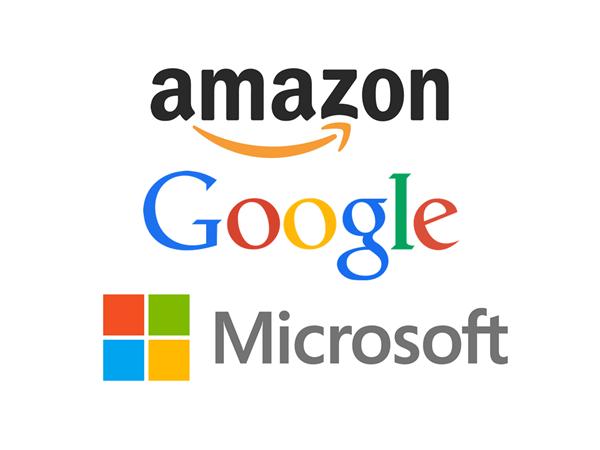 Microsoft et Amazon relancent la guerre des Entreprises intelligentes
