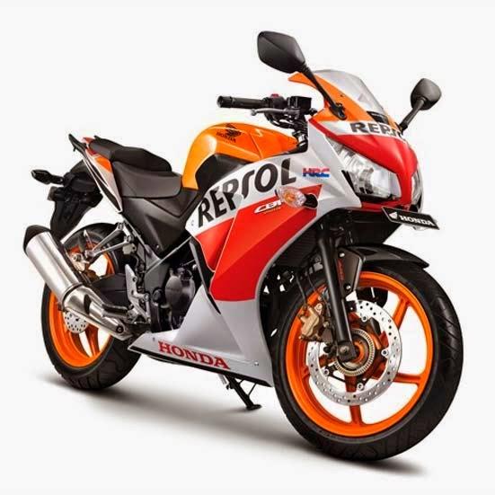 Motor Honda New Honda CBR250R