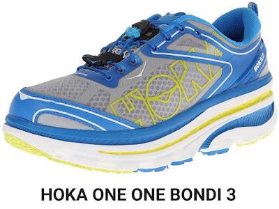 hoka one one bondi 3