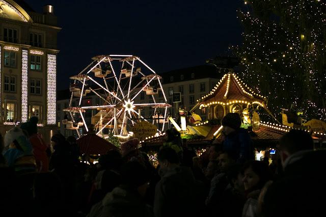 Striezelmarkt-Mercatino di Natale-Dresda