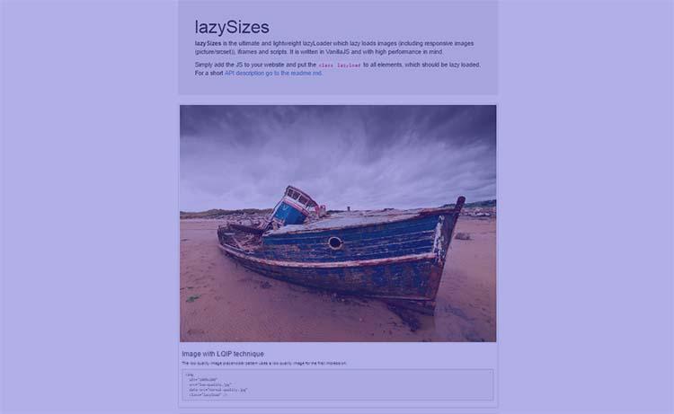 Cara Mudah Menggunakan Lazy Load LazySize.js Image Dan Embed Youtube