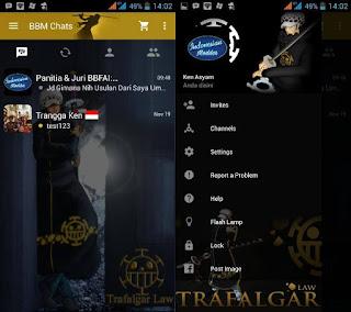 BBM Mod Trafalgar Law v3.3.0.16