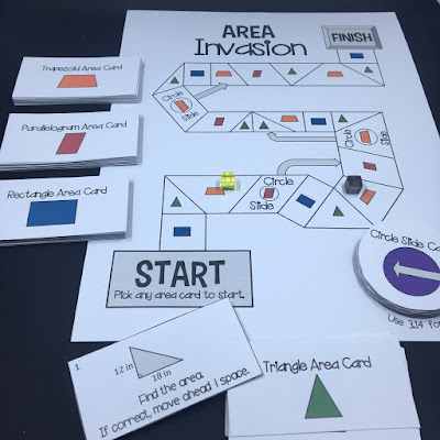 https://www.teacherspayteachers.com/Product/Area-Invasion-A-Math-Board-Game-3558362