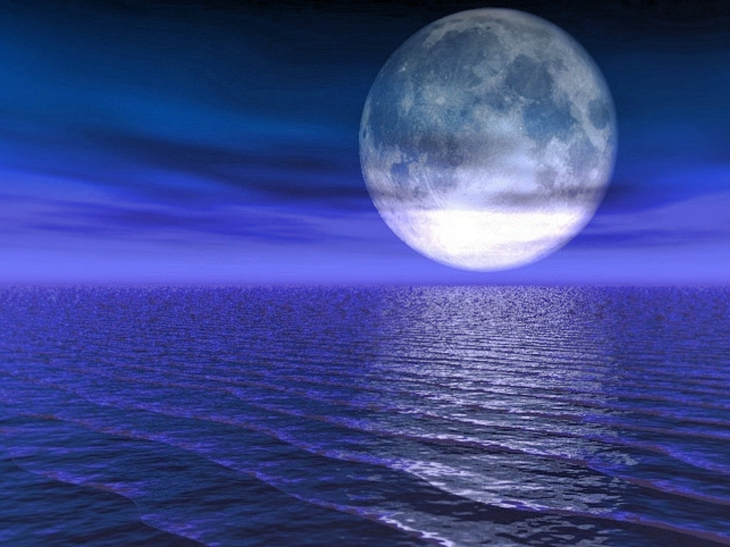 Peace, Love And Pansies: Our (Super) Full Moon In Scorpio