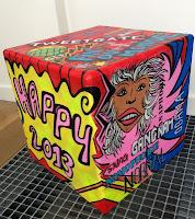 LouiseM, Pop Art, crédence de cuisine personnalisée, tableau personnalisé, cadeau saint valentin, cadeau pour elle, cadeau pour lui