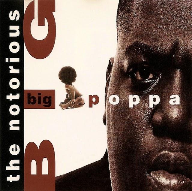 "Hoy en la historia Hip Hop: The Notorious BIG lanzó el single ""Big Poppa"" 20 de febrero de 1995"