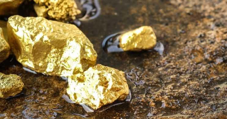 Gezegenimizin çekirdeğinde 1,4 katrilyon altın olduğu söylenmektedir.