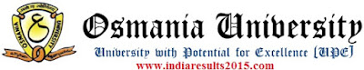 osmania university degree results 2017