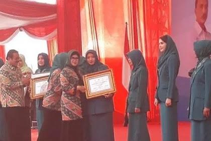 Kabupaten Gresik Raih Juara I Lingkungan Bersih dan Sehat