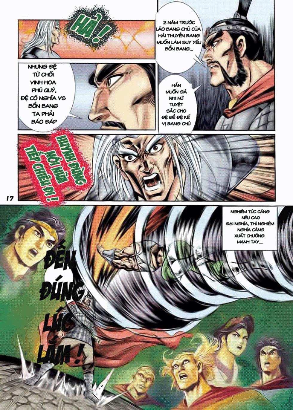 Tần Vương Doanh Chính chapter 8 trang 18