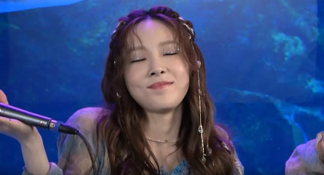 SNSD Taeyeon Happy Cam