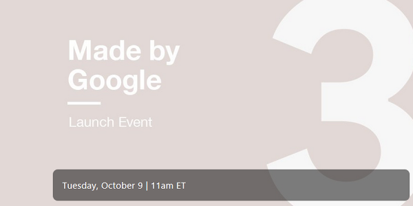 Made by Google - Launch Event