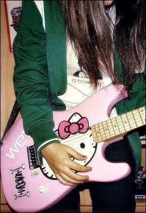 Attitude Girl With Guitar Wallpapers New Girls Dp Pictures Updated 1 04 2015 Send Quick Free