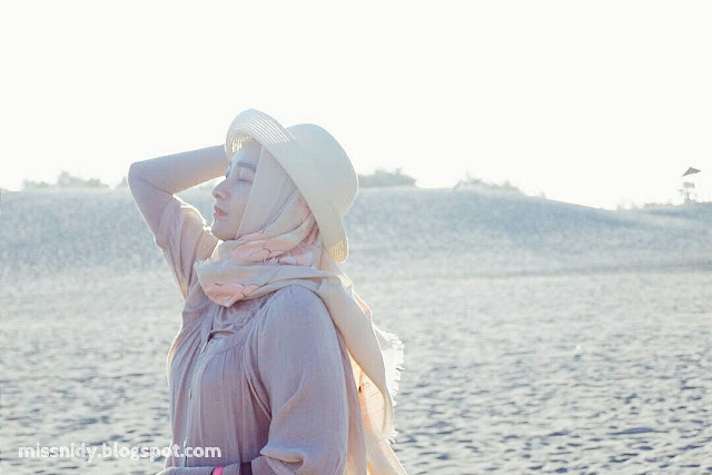 waktu terbaik mengunjungi gumuk pasir parangkusumo