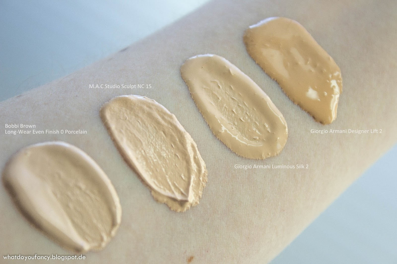 Helle Foundations #4: Giorgio Armani Luminous Silk 2