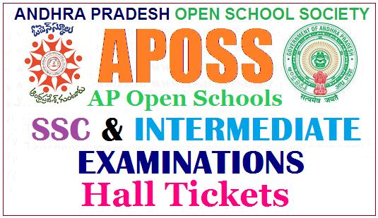 APOSS Hall Tickets