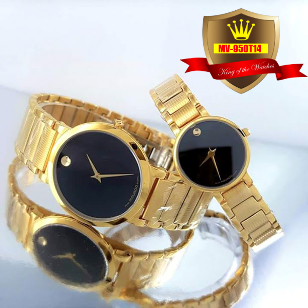 Đồng hồ cặp đôi Movado 950T14