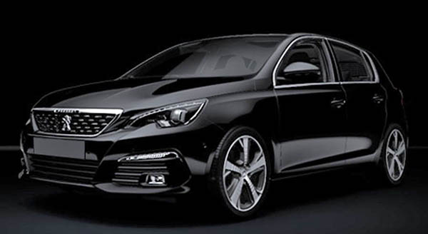 burlappcar some revisions coming to the peugeot 308. Black Bedroom Furniture Sets. Home Design Ideas