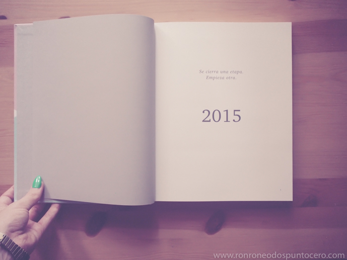 Mi proyecto 365 días - año 2015