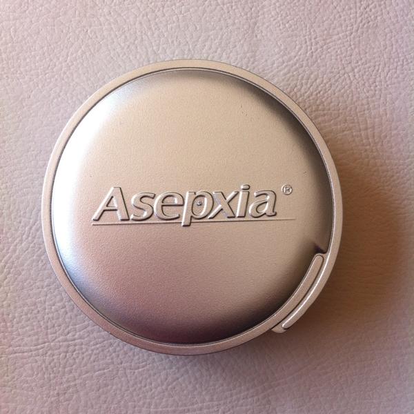 Pó Compacto Asepxia - Vamos ser Sinceras