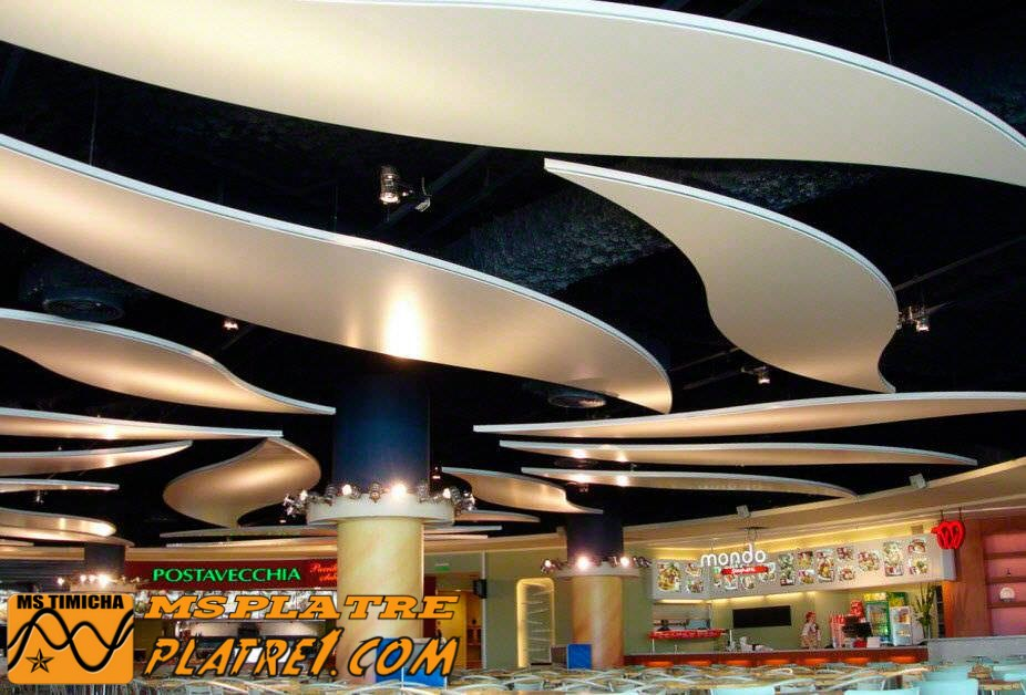 decort platre pour restaurant gascity for