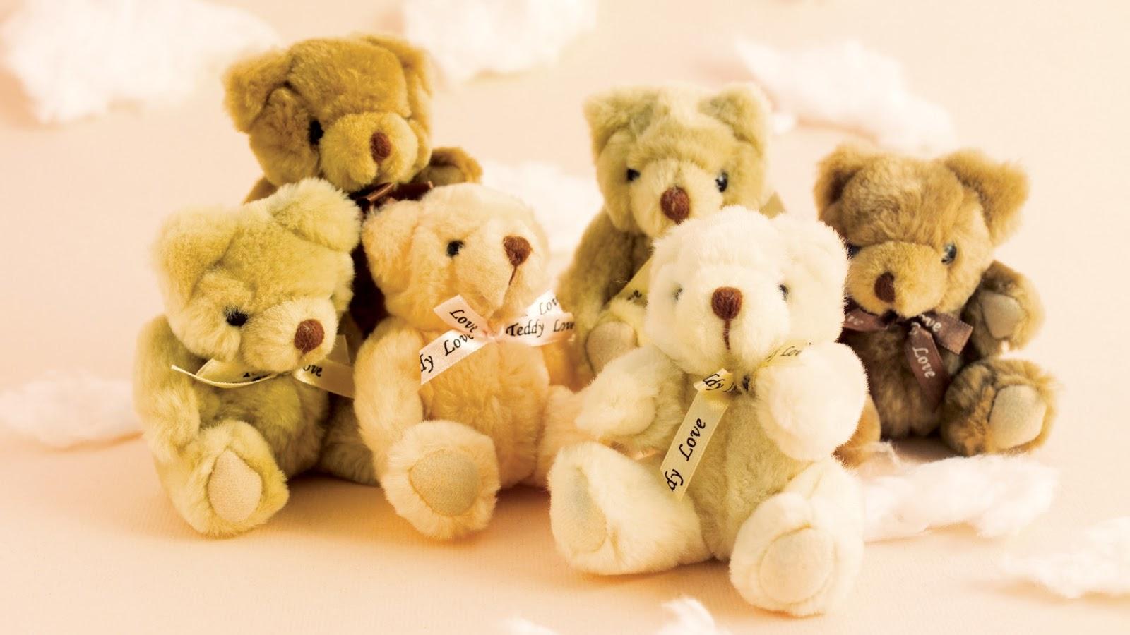 3d Wallpapers Friends Forever Love Teddy Bear Mystery Wallpaper