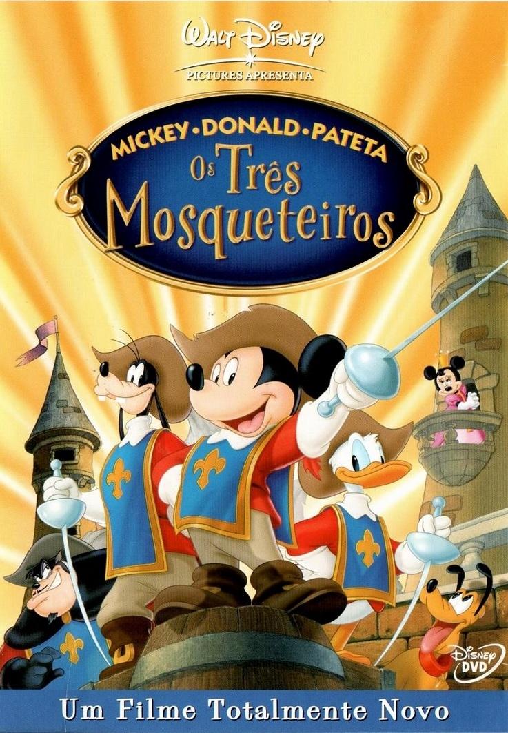 Baixar Torrent Mickey, Donald e Pateta – Os Três Mosqueteiros Download Grátis
