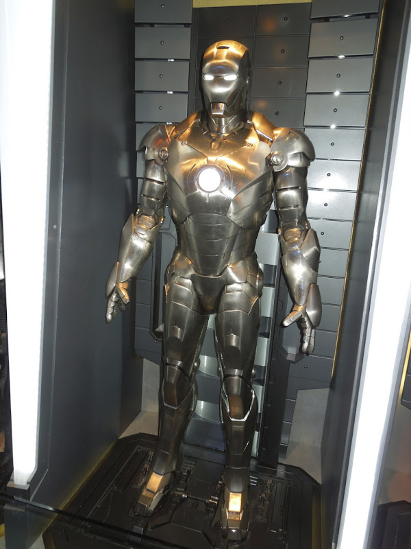 Iron Man Mark II movie costume