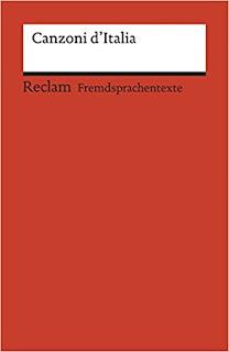 Canzoni D'Italia Di Elisabeth Profos-Sulzer PDF