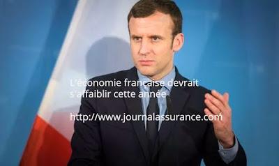 L'économie française devrait s'affaiblir cette année