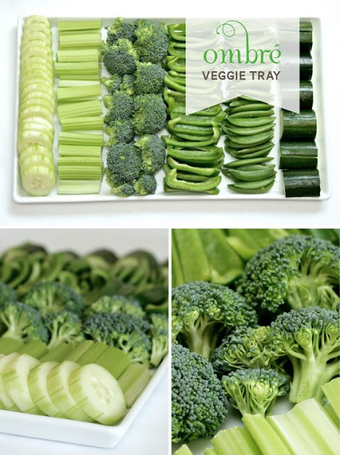 Serve a Green Snack on patricks day