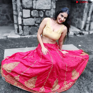 Damini Chopra in Beautiful Instagram Fitness Model .xyz Exclusive Pics 003
