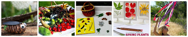 Nature Crafts for Kids - Learning and Exploring Through Play