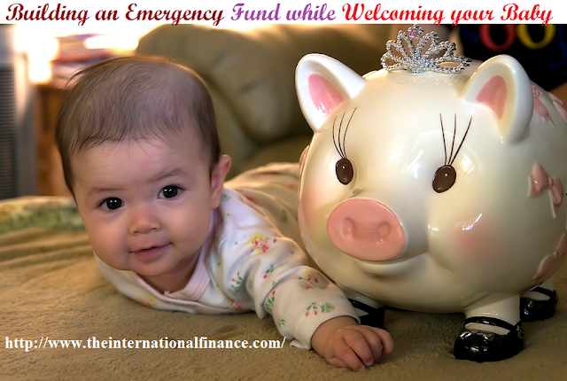The Significance of Building an Emergency Fund while Welcoming your Baby