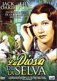 La Diosa de la selva (1937) Descargar y ver Online Gratis