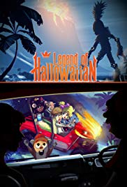 Assistir Legend of Hallowaiian