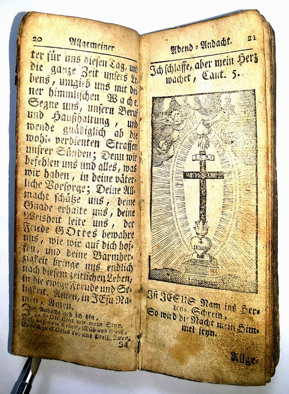Abu Dervish: Ancient Manuscript Review 157 : Antique Bible