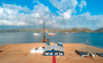 Pelabuhan Gili Mas, Perkuat Tol Laut dan Kepariwisataan NTB