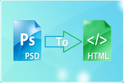 psd to html5 conversion service